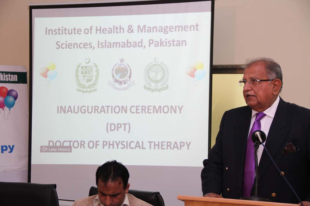 INAUGURATION DPT PROGRAM