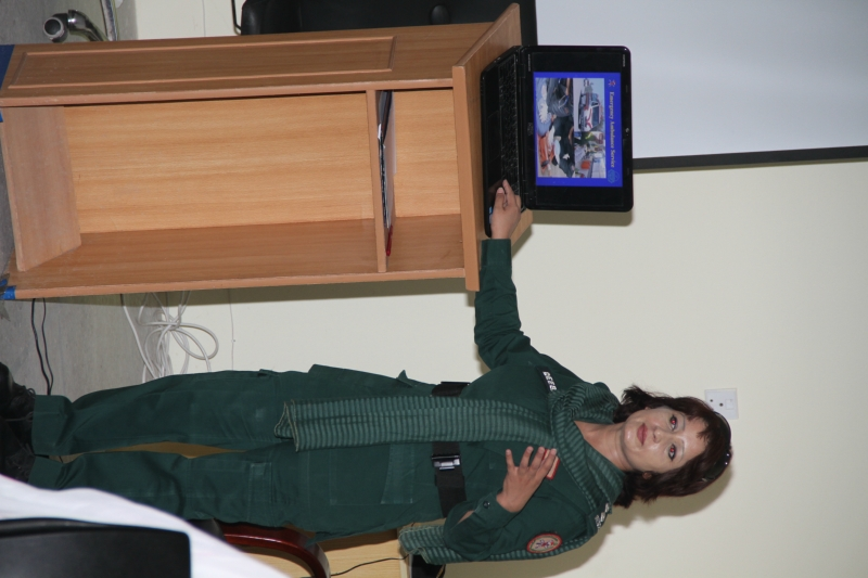 SEMINAR ON ROAD SAFETY PROMOTION
