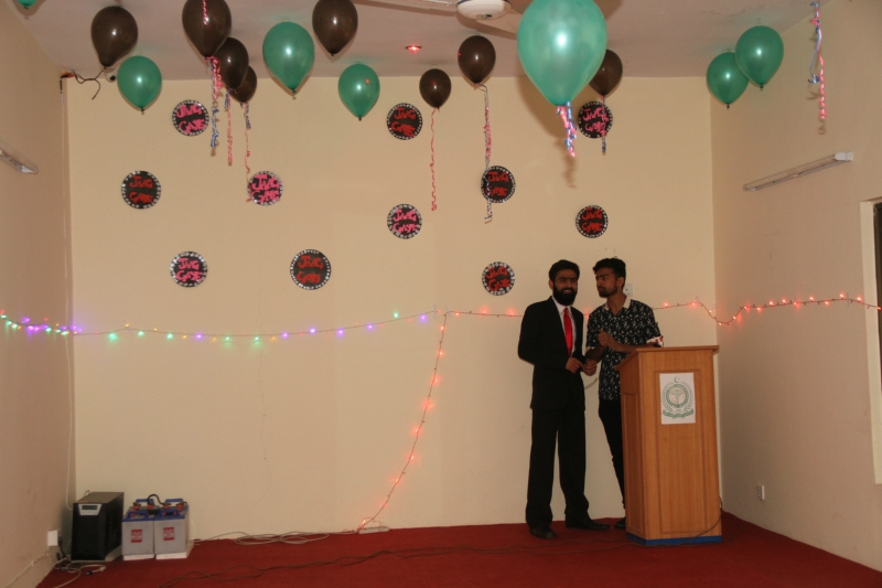STUDENST S GET TOGETHER CEREMONY