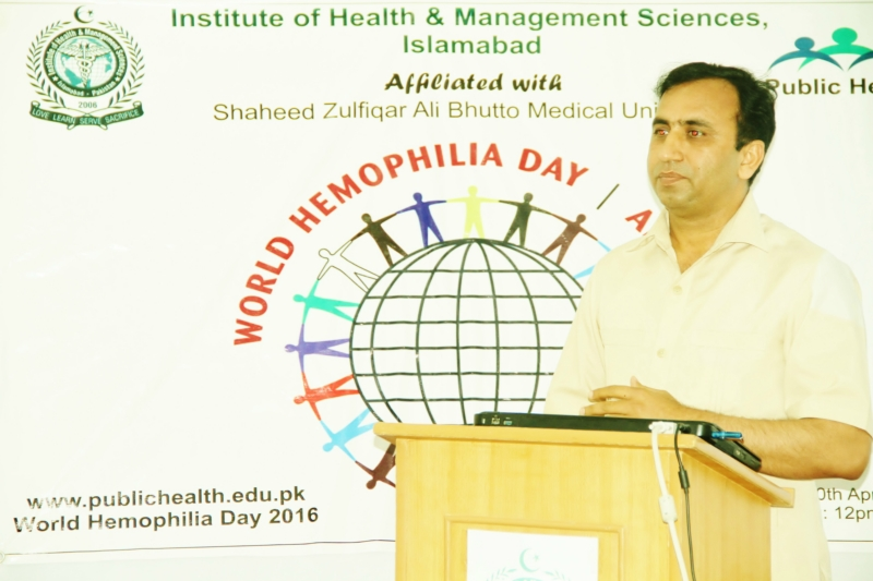 WORLD HEMOPHILIA DAY 2016